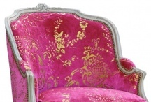 CHAIR STYLES / These are pins of the many chair styles, from vintage to mid-century modern, to modern.  / by Dianne Jongeward