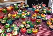 Open Houses Cake