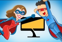 Meet our Team / We believe that nonprofits are heroes and every hero needs a Sidekick.  We are a team of Sidekicks that simplify technology for nonprofit heroes.