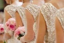 Bridesmaid Style / After the Bride the next people are the Bridesmaid who should rock your wedding!