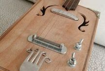 CBG - Cigar Box Guitar's  / by Howard Morris