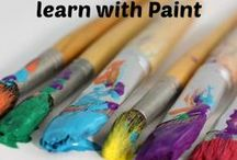 crafts- painting ideas