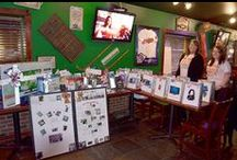The Parma, OH Campus CARES!  / Forest City's Parma Communities including Hummingbird Pointe, Independence Place I & II and North Church Towers and Gardens have partnered with their sister community, Midtown Towers, to support and raise money for some furry friends at the Parma Animal Shelter.