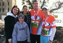Tom Morren CARES! / Tom Morren, FAH Regional Manager and his wife Martha Quinn ran in the 36th annual  Detroit/Windsor Marathon in October 2013.   Tom and Martha were part of a record 27,000 participants in this year's race.