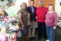 Brookview CARES! / Brookview held a donation drive for the #YWCA Battered Women's Shelter