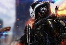 Halo / An awesome video game  / by Michael Sinigaglio
