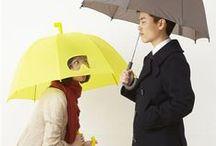 ☁ Come Rain or Shine  ☁ / Rain gear and summer essentials...