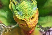 SFX Makeup / Special Effects Makeup