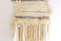 Julie Nicholson Woven Wall Hangings / Handmade woven wall hangings
