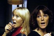 "Agnetha and Frida / ""Dancing Queen"""