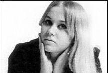 """Agnetha 2 / Agnetha (Åse) Fältskog  real name Agneta, added the """"H""""-shaped in the opening of the singer's career. Was born in 5.04.1950 Jönköping, Sweden."""