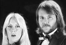 Agnetha with Benny 2
