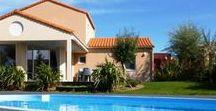 Frankrijk - Vakantiehuizen voor grote gezinnen / Geschikte vakantie accommodaties (vakantiehuis/appartement/bungalow/tent) in Frankrijk speciaal voor grote gezinnen met 3 of meer kinderen, waarbij de slaapplekken in de slaapkamers zijn en niet in de woonkamer.