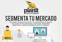 Infografía Marketing, Publicidad y Diseño Gráfico / Contactar con el público exacto para tu servicio o producto es muy fácil. La información una herramienta.