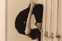 asanas divers / Asanas Iyengar yoga style