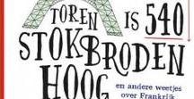 Reisgidsen en woordenboeken voor kinderen en het hele gezin