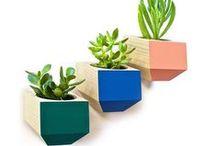MOB-Cachepots-Floreiras / Cachepots e floreiras de madeira ou formatos interessantes para fazer em madeira