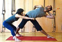 Trikonasana / Asanas syllabus iyengar yoga teacher training