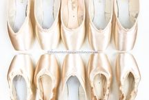 Pointe Shoes / Everything ballet and Pointe shoe related.