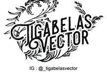 tigabelasvector / untuk order langsung ke instagram : @_tigabelasvector