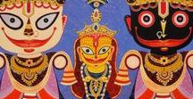 Indian Folk Art /  Indian Folk art has survived many generations. They mainly depict religious Gods and Goddesses but each form has its unique style. The most popular forms are Madhubani, Warli . Explore some of the beautiful folk artworks .