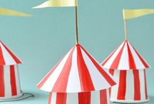 Theme :: Circus Party / Circus Party Ideas and Inspiration