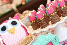 Theme :: Owl Party / Owl Party Supplies, Ideas and Inspiration