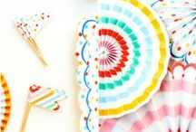 Theme :: Confetti Polka Dot Party / Party polka dots / by The Party Cupboard