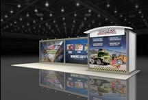 10X30 Booth Ideas