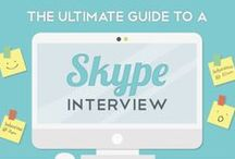 Interviews & Follow up / Sharpen your interview skills with tons of helpful advice.