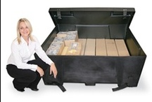 Display Cases & Travel Bags / Display Cases and Travel Bags for Displays for shipping, storage and transportation