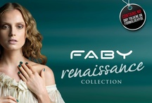 Faby Renaissance / Faby Nail Polish Spring Summer Collection 2013