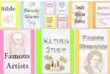 Homeschool Curriculum / by Kimberly Barnhart