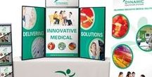 Table Top Display Packages / Table Top Display Ideas for Conferences, Trade Shows and Events