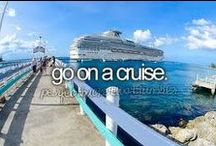 bucket list / to dos = )
