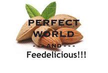 Feedelicious!! / Con frutas y a la licuadora!!!