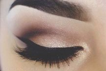 Hair, nails and makeup / New ways to do your hair and your make up