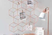 Decoration and Organization / Easy ways to decor and organize your home