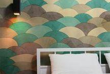 PANTONE / Our PANTONE wallpaper inspirations