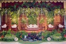 my dream wedding decorations in or out door