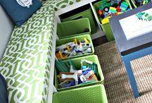 Kids Toy room ideas