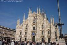 Lombardia / Luoghi e cose da vedere in Lombardia, turismo in Lombardia, Milano e Bergamo, cibo e gastronomia