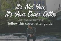 CV & Cover Letter Ideas / All kinds of advice to help you get your job applications up to scratch.