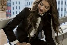 Dress to Impress - Women / Stuck for something to wear in the workplace or for an interview? Get some great fashion ideas here.