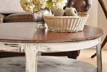 Distressed Furniture Projects / The Distressed Furniture Style / by Minwax
