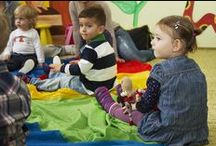Agentura EDUCO / Naše krúžky, novinky - Yamaha Class, Hocus Lotus angličtina , Cvičenia s deťmi , Znakovanie