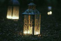 lanterns&candles