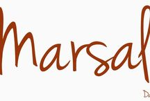 marsala / 2015 pantone color of the year ,  deep and  refined enriches our minds, bodies and souls