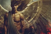 Angelfall / inspiration to the book