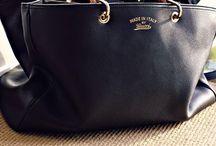 Handbags, darling!